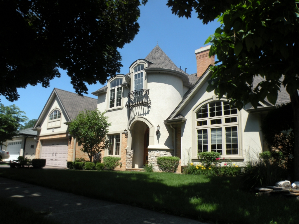 Traditional House Design Kc Architects Inc Chicago